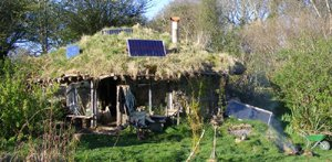 "The Pembrokeshire ""Hobbit"" House"