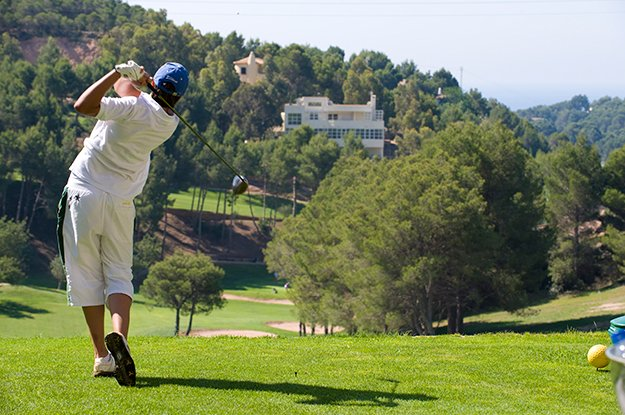 Campo de golf Altea