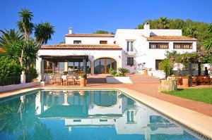 Exclusiva villa en Costa Blanca