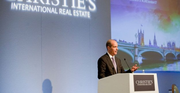 Dan Conn, Chief Executive Officer de Christie's International Real Estate
